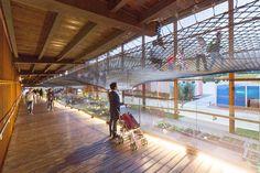 Gallery: The Top 5 Milan Expo Pavilions,Brazil Pavilion – Milan Expo 2015 / Studio Arthur Casas + Atelier Marko Brajovic. Image © Laurian Ghinitoiu