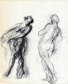 Honoré Daumier - Bailarines