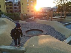 Stockholms bästa lekpark - Anders Franzéns park — Come Fly with Me