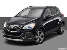2013 Buick Encore... luxurious and compact... yet incredibly spacious interior.