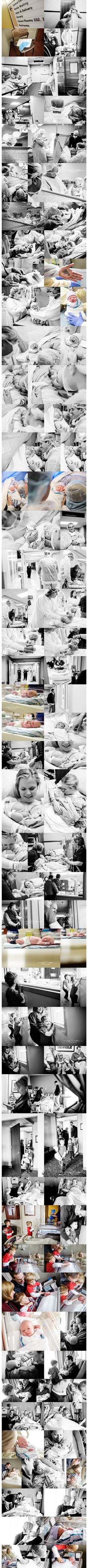 C-Section Birth Photography by Lyndsay Stradtner