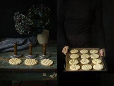 Receta de galletas con sellos nordic ware