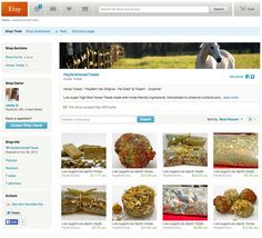 Visit out Etsy page for healthy horse treats...  https://www.etsy.com/shop/HayfersHorseTreats  We're running a special for the Month of March...buy any 2 items at regular price, and receive a 3rd item of equal value for FREE!
