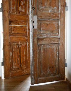 portes brutes