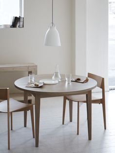Mark Tuckey's latest range is designed for apartment living - The Interiors Addict Dining Room Inspiration, Home Decor Inspiration, Small Dining, Living Furniture, Dining Room Design, Apartment Living, Living Room, Home Furnishings, House Design