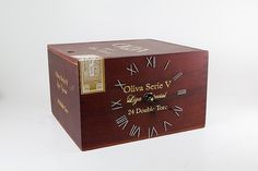 Cool idea for a cigar box, and made to support an orphanage in Ethiophia!  #clock