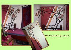 Kahle, langweilige Wände? Tristesse und Nüchternheit im Schlafzimmer?    Sie habens gern etwas prächtiger?    Ein hochwertiger Kunstdruck oder gar ...