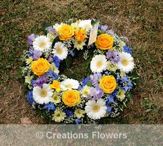 Wreath - Funeral Tributes