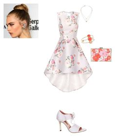 """Untitled #442"" by octahate-5sos on Polyvore featuring Chi Chi, Dee Keller, New Look, Michael Kors and Kate Spade"