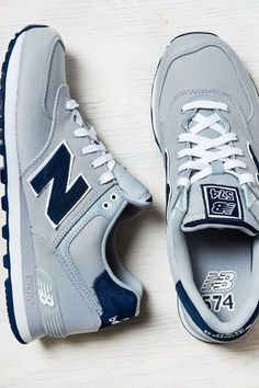AEO New Balance 574 Sneakers, Men's, Size: 7, Grey