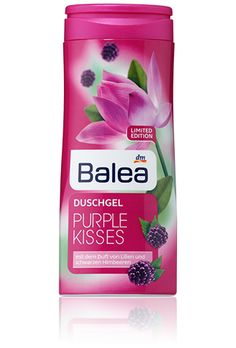 Balea Purple Kisses