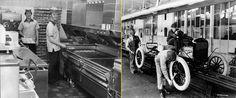 """""""McDonald's organizó sus cocinas como las """"cadenas de montaje"""" de Ford"""" http://www.weimark.es/brann/mcdonalds-la-historia-de-el-fundador-de-la-comida-rapida/ #Branding #Historia"""