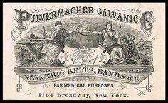 Pulvermacher Galvanic Company | Sheaff : ephemera