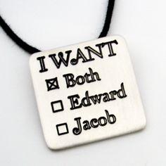 Obeski Twilight Saga, Dog Tags, Dog Tag Necklace, Jewelry, Jewlery, Jewerly, Schmuck, Jewels, Jewelery