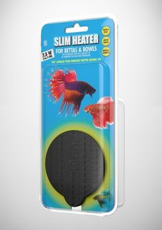 Marina betta submersible aquarium heater heaters for Fish bowl heater