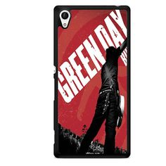 Green Day TATUM-4852 Sony Phonecase Cover For Xperia Z1, Xperia Z2, Xperia Z3, Xperia Z4, Xperia Z5