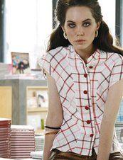 blouse pattern by burda