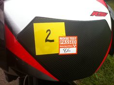 Cadwell Park noise test passed.... somehow