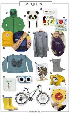 Guía de regalos: para los pequeños de la casa | Cosas Molonas | Blog de Inspiración & DIY |