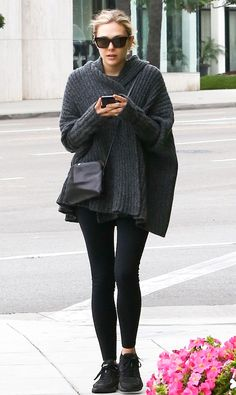 Olsens Anonymous Blog Style Fashion Get The Look Elizabeth Olsen Steps Out In LA With A Laid Back Black And Grey Look Sunglasses Oversized Cardigan Crossbody Bag Leggings Sneakers Candid photo Olsens-Anonymous-Blog-Style-Fashion-Get-The-Look-Elizabeth-Olsen-Steps-Out-In-LA-With-A-Laid-Back-Black-And-Grey-Look-Sunglasses-Oversized-Cardigan-Crossbody-Bag-Leggings-Sneakers.jpg