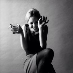 Photo: Jerry Schatzberg. Sharon Stone