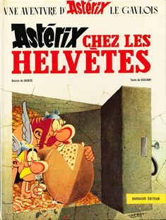 Buy Asterix in Switzerland: Album 16 by Albert Uderzo, René Goscinny and Read this Book on Kobo's Free Apps. Discover Kobo's Vast Collection of Ebooks and Audiobooks Today - Over 4 Million Titles! Funny Comics, Dc Comics, Asterix E Obelix, Albert Uderzo, Good Books, My Books, Comedy, Switzerland, Comic Books