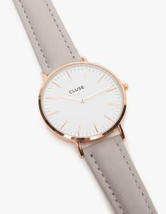 La Bohème Rose Gold White/Grey