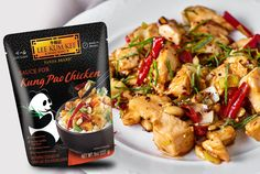 Kung POWWWWW! Fight hunger with Panda Brand Ready Sauce for Kung Pao Chicken!