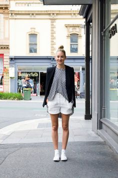 CLIQUE Street Style / Rundle Mall / Adelaide / Street / Fashion / Inspo / Summer 15'