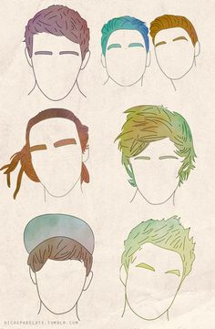 Hahaha Alfie, jack and Finn, Louis, Casper,Sam pepper and Marcus butler