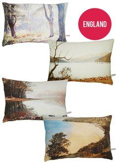 Cushions from Chocolate Creative
