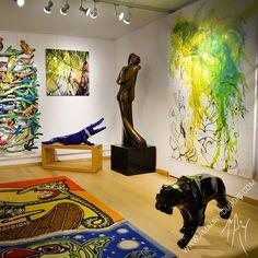Art By Artist Amaury Dubois Photo of my exhibition during the artknokke festival at the MomentumArtGallery-Knokke-Belgium-Oil #painting on canvas by artist Amaury Dubois - www.amaury-dubois.com #artgallery #artexhibition #art #artlovers #artshow #gallery #galleryart #gallerywall #orlinski #artcontemporain #myart #galleries #davidgerstein #galerieart #richardorlinski #amaurydubois #gerstein
