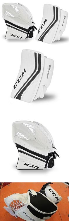 Gloves and Blockers 79763: New Ccm Premier R 1.9 Senior Ice Hockey Blocker Glove Catcher Sr. Black Goalie -> BUY IT NOW ONLY: $389.99 on eBay!