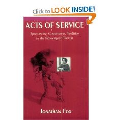 Jonathan Fox Acts of Service