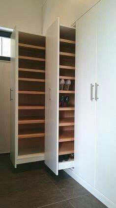trendy home furniture store house Very Small Bathroom, Small Bathroom Storage, Closet Shoe Storage, Closet Mudroom, Shoe Storage Cabinet, Wardrobe Closet, Shoe Closet, Storage Rack, Storage Cabinets