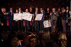 Finaliści FameLab Poland 2016 / FameLab Poland 2016 Finalists