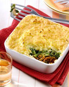 Andijvie ovenschotel Pasta Dinner Recipes, Easy Pasta Recipes, Cajun Recipes, Burger Recipes, Baby Food Recipes, Easy Meals, Healthy Recipes, Beignets, Amazing Burger