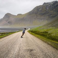 Amazing that a perfect road can bring so much Joy by chrisburkard
