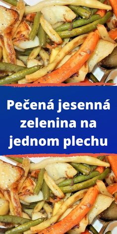 Green Beans, Vegetables, Recipes, Food, Red Peppers, Essen, Vegetable Recipes, Meals, Eten