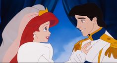The many faces of Prince Eric. The Little Mermaid, sassy Prince Eric. Melt my heart!