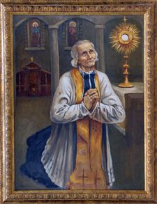 THE DREADFUL STATE OF THE LUKEWARM SOUL BY ST JOHN VIANNEY
