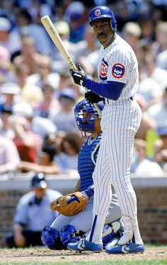 Andre Dawson, Chicago Cubs