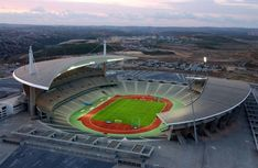 Ataturk Olympic Stadium (Turkey), 75,500 seater