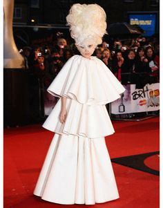 In honor of Lady Gaga's birthday, we celebrate some of her most wild looks here.