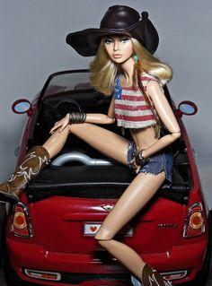 DOLL CITY Barbie Poppy Parker Fashion Royalty