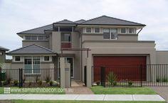 Paint Colours For House Exterior Prepossessing Of Exterior House Color Schemes Exterior House Colors Australia Exterior House Colors Combinations, House Exterior Color Schemes, Paint Combinations, Outside House Paint Colors, Paint Colors For Home, Paint Colours, Modern Exterior, Exterior Design, Exterior Signage