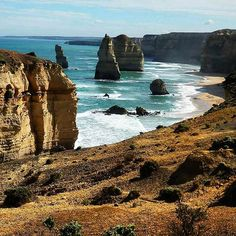 Great Ocean Road #australia #12apostles #greatocreanroad by muzlaaar http://ift.tt/1ijk11S