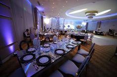Aranjamente mese Aranjament prezidiu (nunta botez majorat comferinte) Bucuresti Sectorul 2 • OLX.ro Table Settings, Place Settings, Tablescapes