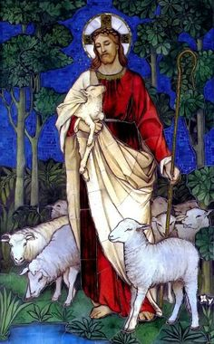 The Good Shepherd.