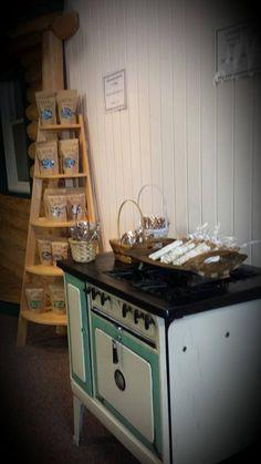 Homemade Chocolates and Caramels at the Inn & Sweets in Wahkon, MN